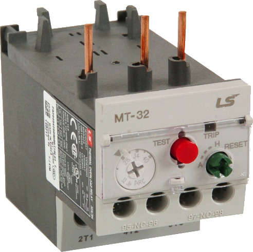 LS ELECTRIC (MT) - 0.25-0.4A Overload Relay for MC-9B-MC-40A, MC