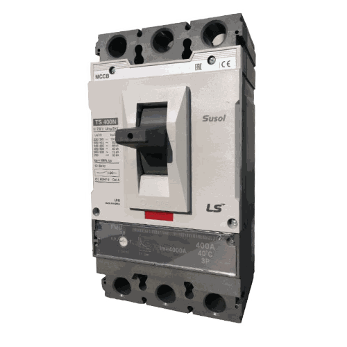 LS ELECTRIC (TS) - 400A, 3 pole, MCCB