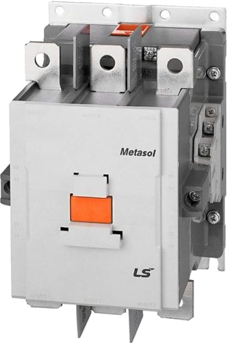 LS ELECTRIC (MC) - 147kW, 265A @ 400V AC, 110-240V AC/DC Coil, 3 pole, Magnetic Contactor